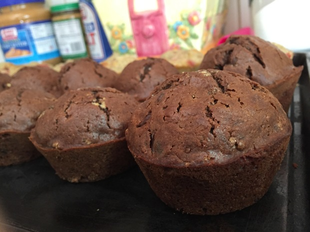 chocolate muffin 6