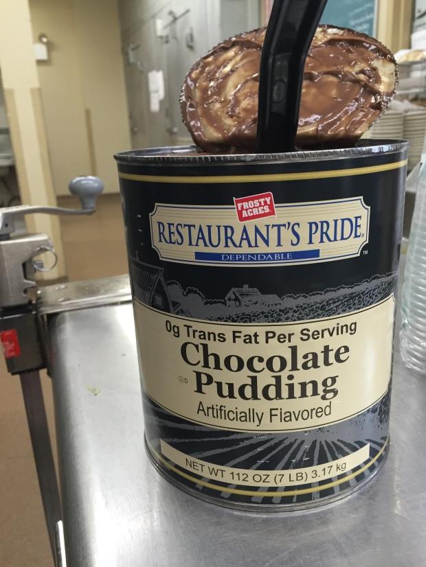 pudding 1